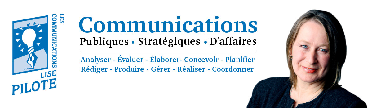 Les Communications Lise Pilote