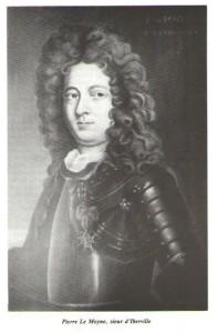 Pierre Le Moyne d'Iberville le Pélican de La Malbaie